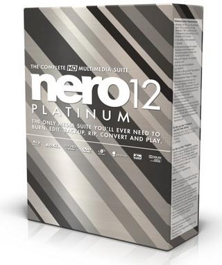 Nero 12 скачать на русском
